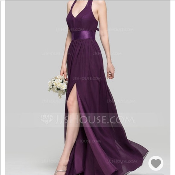 Vera Wang Dresses & Skirts - Vera Wang bridesmaid dress size 8 Amethyst